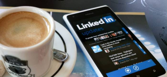 How to use LinkedIn to land a job